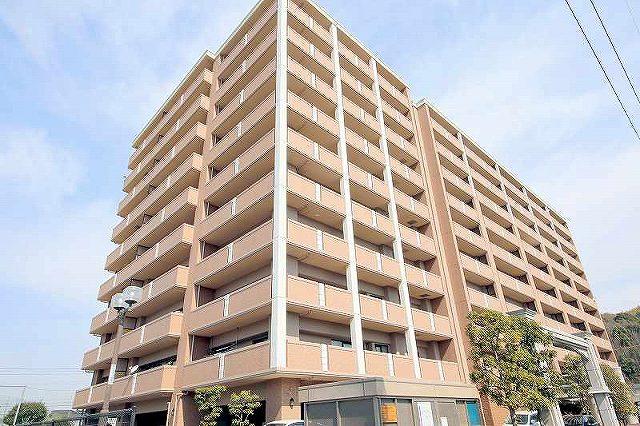 倉敷市内のマンションのイメージ